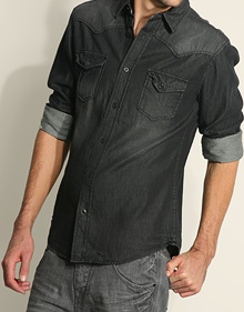 Sample Jeans/Denim Shirts - Various Fabrics and Designs Available in store